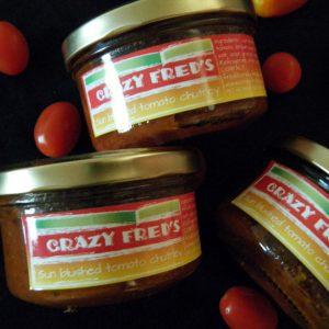 Crazy Fred's Sun Blushed Tomato Chutney