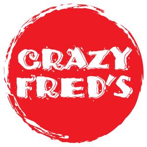Crazy Fred's Logo